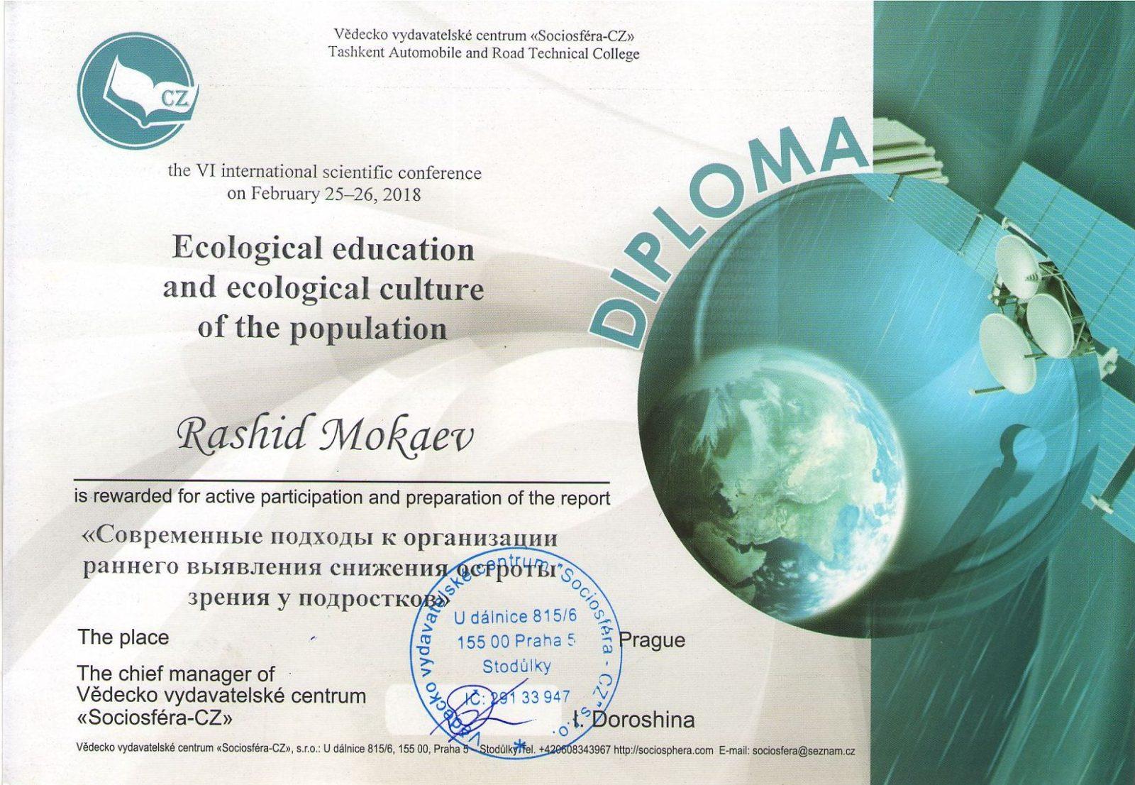 Mokaev