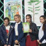Акция «Посади саженец-вырасти дерево!»