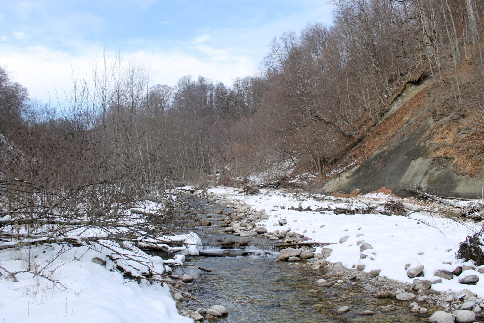 Реки Кавказа: Лахумидон
