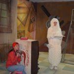 Экологический спектакль «Путешествие в микромир»