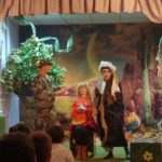 Театрализованное представление «Уроки планеты Забияка