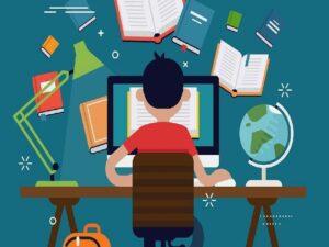 О переходе на дистанционный режим обучения