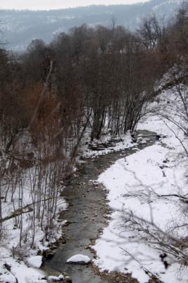 Прогулка одного дня вдоль русла реки Лахумидон