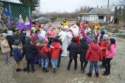 Новогодний праздник с Дедом Морозом 2019 в Эколого-биологическом центре