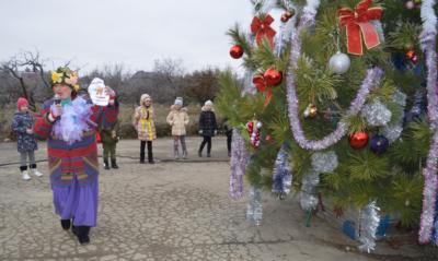 Новый год с Дедом Морозом и Снегурочкой в ЭБЦ
