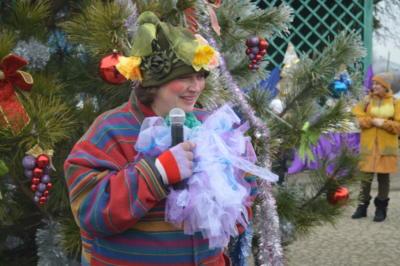 Новый год с Дедом Морозом и Снегурочкой в Эколого-биологическом центре
