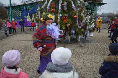 Новый год 2019 с Дедом Морозом и Снегурочкой в Эколого-биологическом центре
