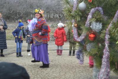 Новый год 2019 с Дедом Морозом и Снегурочкой в ЭБЦ