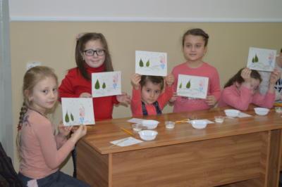 Как научить ребенка делать поделку своими руками