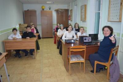 Семинар по антикоррупции для обучающихся в Эколого-биологическом центре