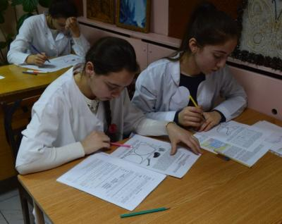 Этапы всероссийской олимпиады школьников