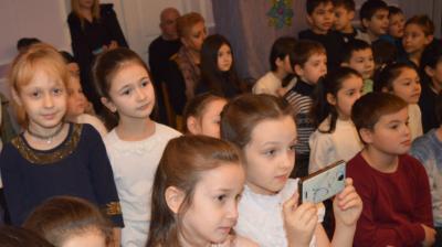 Новогоднее представление 2019г: детский спектакль в ЭБЦ