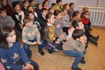 Дети в Экологическом театре